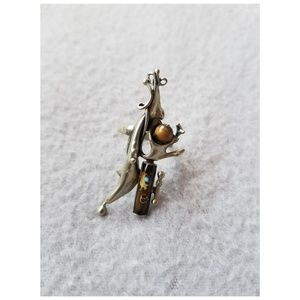 Jewelry - Handmade Fantasy Ring Size 6